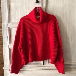 Lovers + Friends Quin Turtleneck Sweater